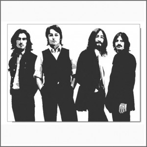 beatles_black-white
